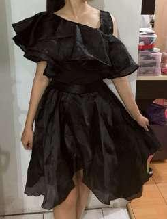 Sale Dress Hitam