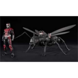 [PRE ORDER] Bandai - SHF (Ant-Man and the Wasp) - AntMan & Ant Set - 1/12 Collectible Action Figure