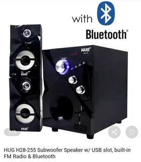 Sub Woofer with Bluetooth