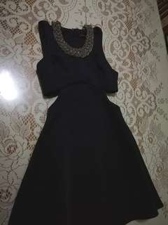 Black Dress (Zalora)