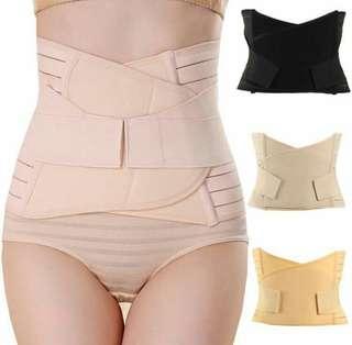 Breathable slimming belt after givebirth