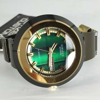 RARE! 1970s Citizen Custom V2 21 Jewels (New Old Stock) NCM-B_03-0118-44