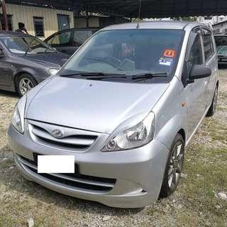 Perodua Viva 2010 Manual Tip Top Cond Hi-Loan !!!