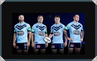 State of origin NSW BLUES jersey size L and XL available
