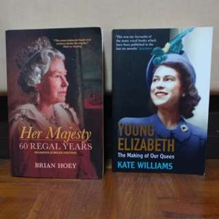 Queen Elizabeth Books