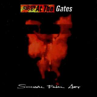 At The Gates ‎- Suicidal Final Art CD