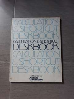 Calculation and Shortcut Deskbook