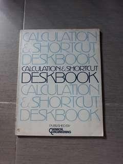 Calculation and Shortcut Deskbook