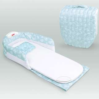 I-baby softy separate musical bed with grib portable-AB59470