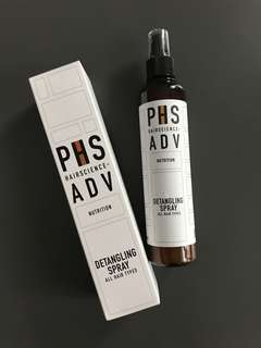PHS Hairscience Detangling Spray