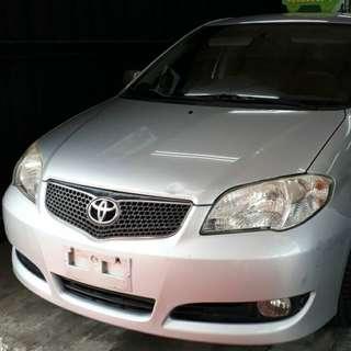 豐田 TOYOTA VIOS 06年E版 實車實價 17.5萬