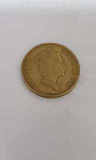 1986 $1 Proof Coin