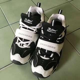 🚚 Skechers D'lites2 限量exo代言球鞋