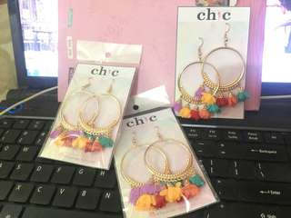 Floral Hoops (Summer Limited Edition)
