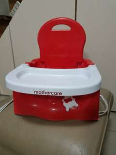 Mothercare Booster Chair high chair