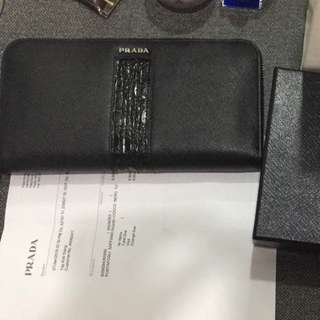 Prada Purse/ Wallet