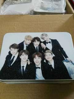 BTS 3rd anniversary lomo card