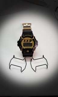 For Casio G Shock Use Dw6900 Custom Stainless Steel BullBars.
