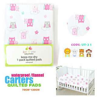 Keep Me Dry Quilted Pads - UT21