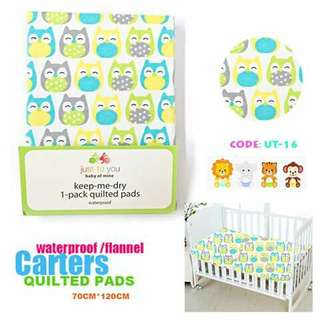 Keep Me Dry Quilted Pads - UT16