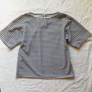 New! Striped Top