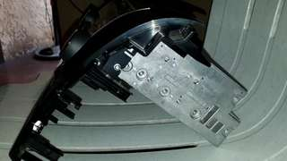 Toyota Vios oem CD player