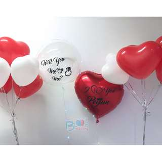 Express Your Love With Our Customised Balloon
