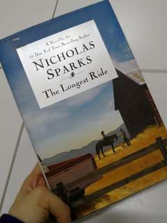 Nicholas Sparks: The Longest Ride [Hardcover]