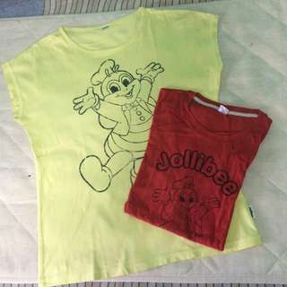 Jollibee Couple Shirt