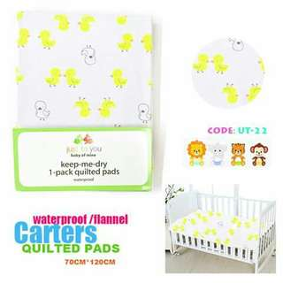 Keep Me Dry Quilted Pads - UT22