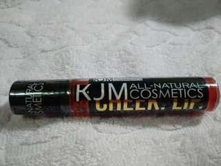 KJM Cheek and lip tint