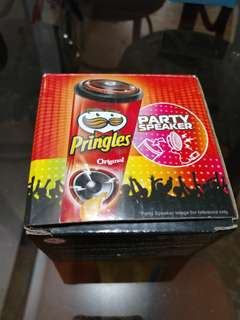 Pringles limited edition speaker