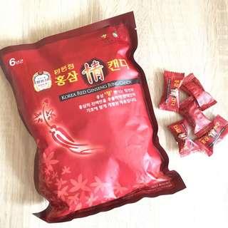 韓國人參糖