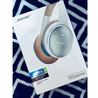 Bose QC25 Noise Canceling Headphone