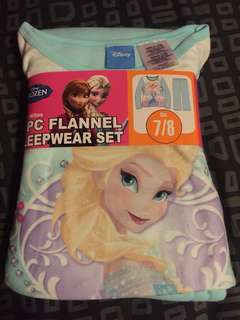 Disney Frozen fleece PJ