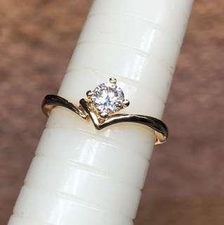 TSL 18kt diamond ring 💍 鑽石戒指