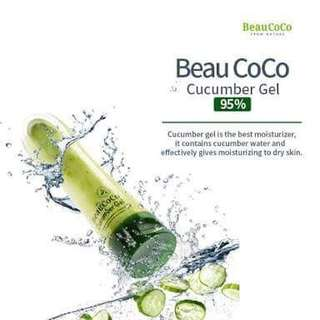 Beaucoco Cucumber Soothing Gel