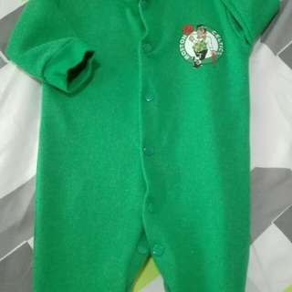NBA Jumpsuit for baby boy