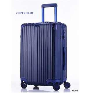 Two pcs Rimowa luggage similar-look 26inch aluminum frame&20inch zipper frame 9008/1008