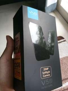 Vivo V5S Black 4/64 like new! TT