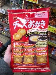 日本🇯🇵大阪代購 米菓起士22枚入
