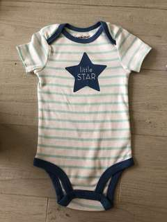 Baby Boy Romper from Babies R Us