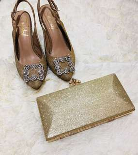 Shoes and Bag Package