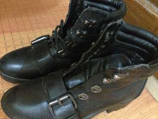 Army boots for girls