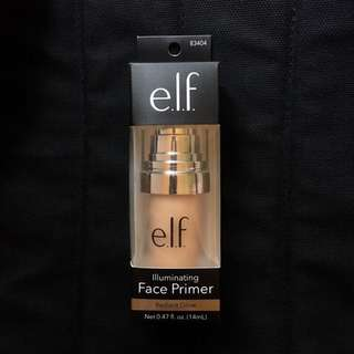 e.l.f. Mineral Infused Face Primer(Radiant Glow)