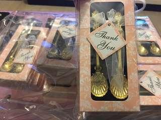 結婚小禮物 Tea Spoon ($150 —> 45套)