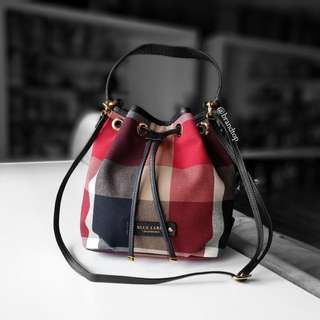 Authentic Crestbridge Bluelabel Buckle Bag