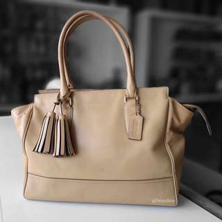 Authentic Coach Candace Carryall 24201