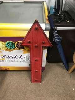 Arrow Hanger (Home Deco)