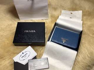 Prada Wallet 100%Authentic